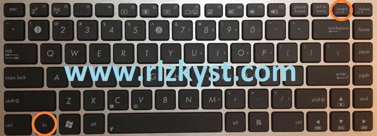 Cara Cepat Mengatasi Keyboard Eror saat Mengetik di Semua Laptop/Netbook