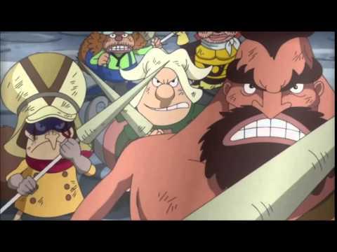 Download Video One Piece Mugiwara Luffy vs Doflamingo Full Batlle