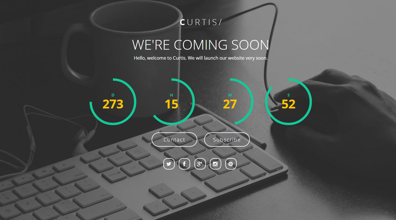 Download Count Down Template Under Construction