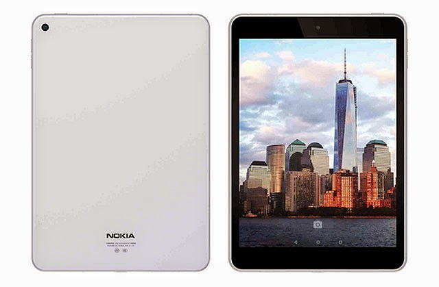 Tab Nokia N1 Akan Datang Ke Indonesia