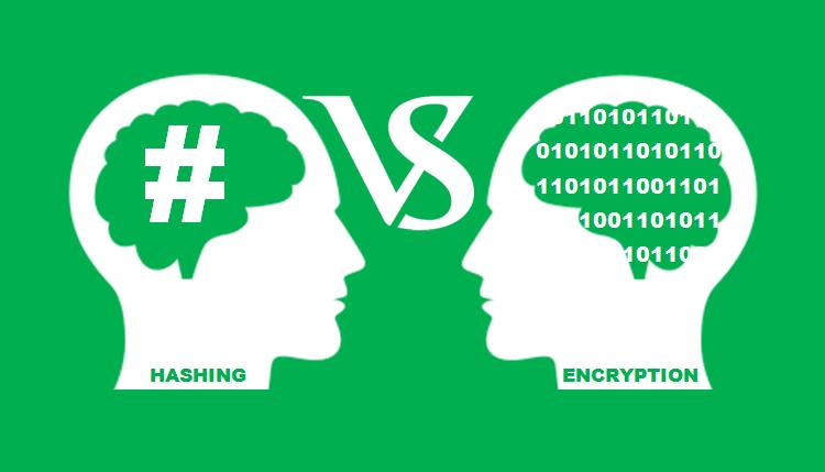 Perbedaan antara Enkripsi dan Hashing